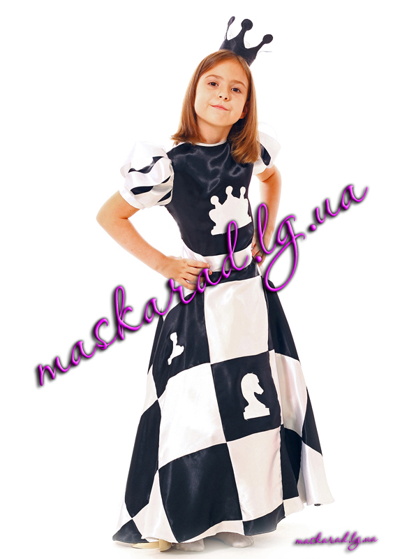 Костюм шахматная королева фото своими руками